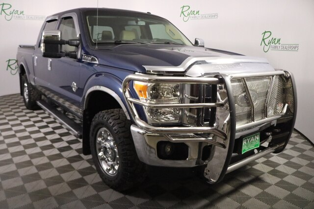 Pre-Owned 2013 Ford F-250