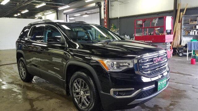 New 2019 GMC Acadia SLT-1 SUV In Minot #D6746