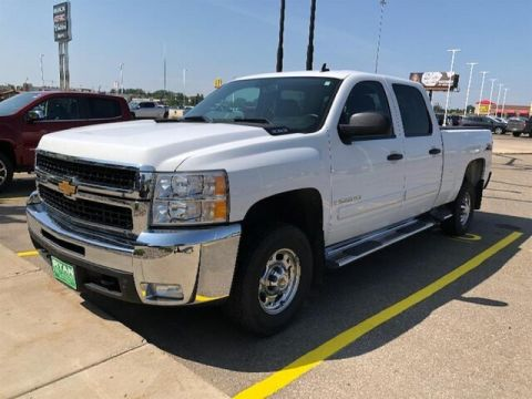 Pre-Owned 2008 Chevrolet Silverado 2500HD LT1
